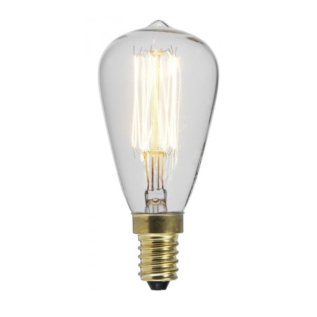 Glödlampa Dekoration Edison 25W E14