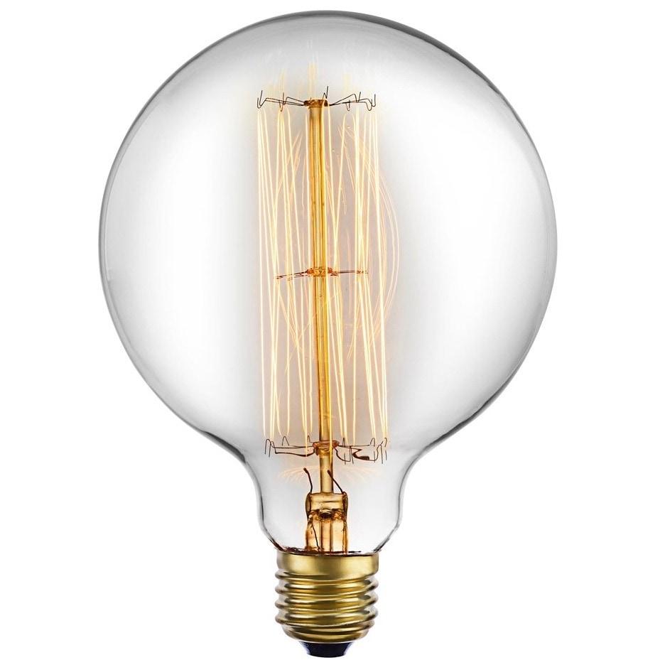 Glödlampa Dekoration 125mm 40W E27