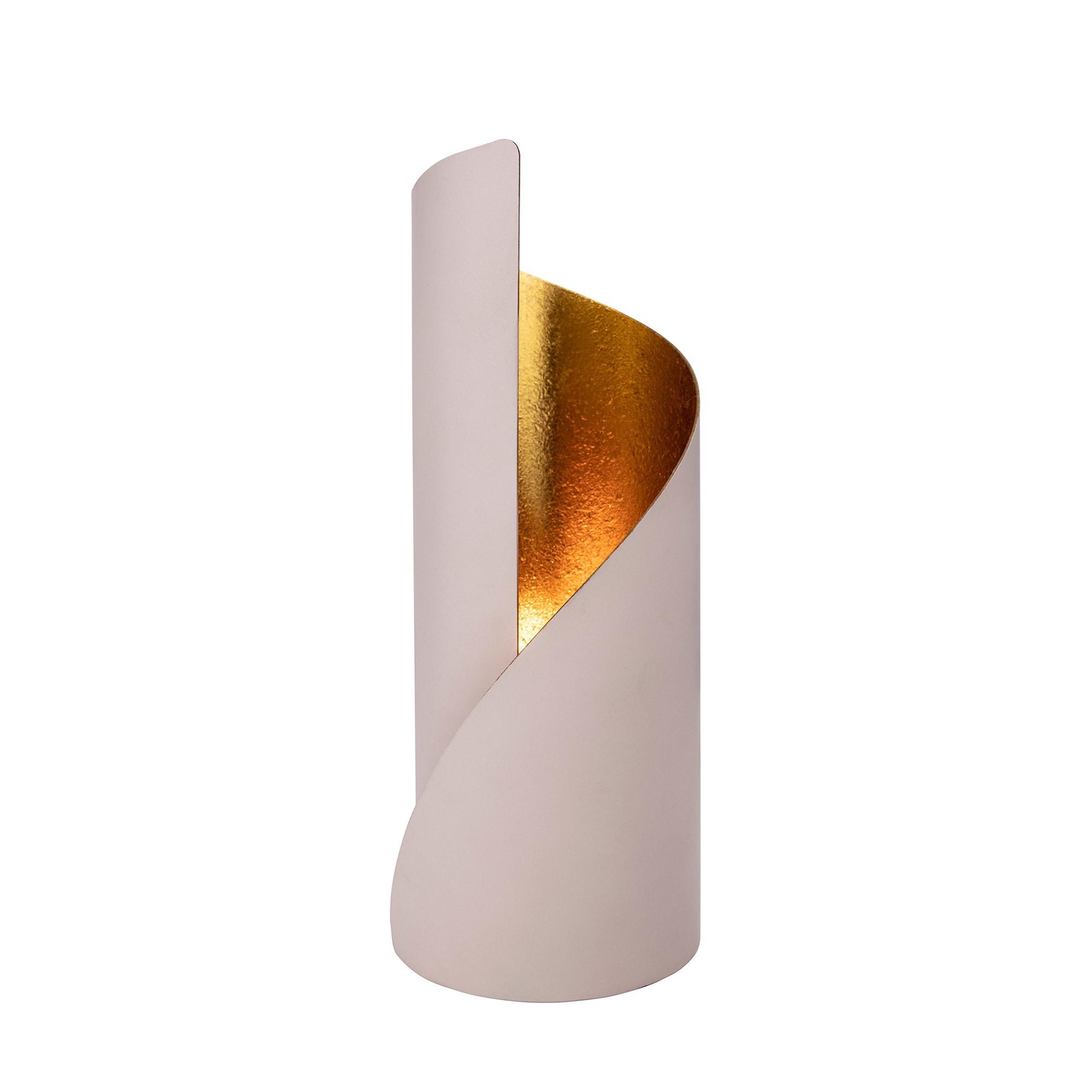 Eternity bordslampa beige