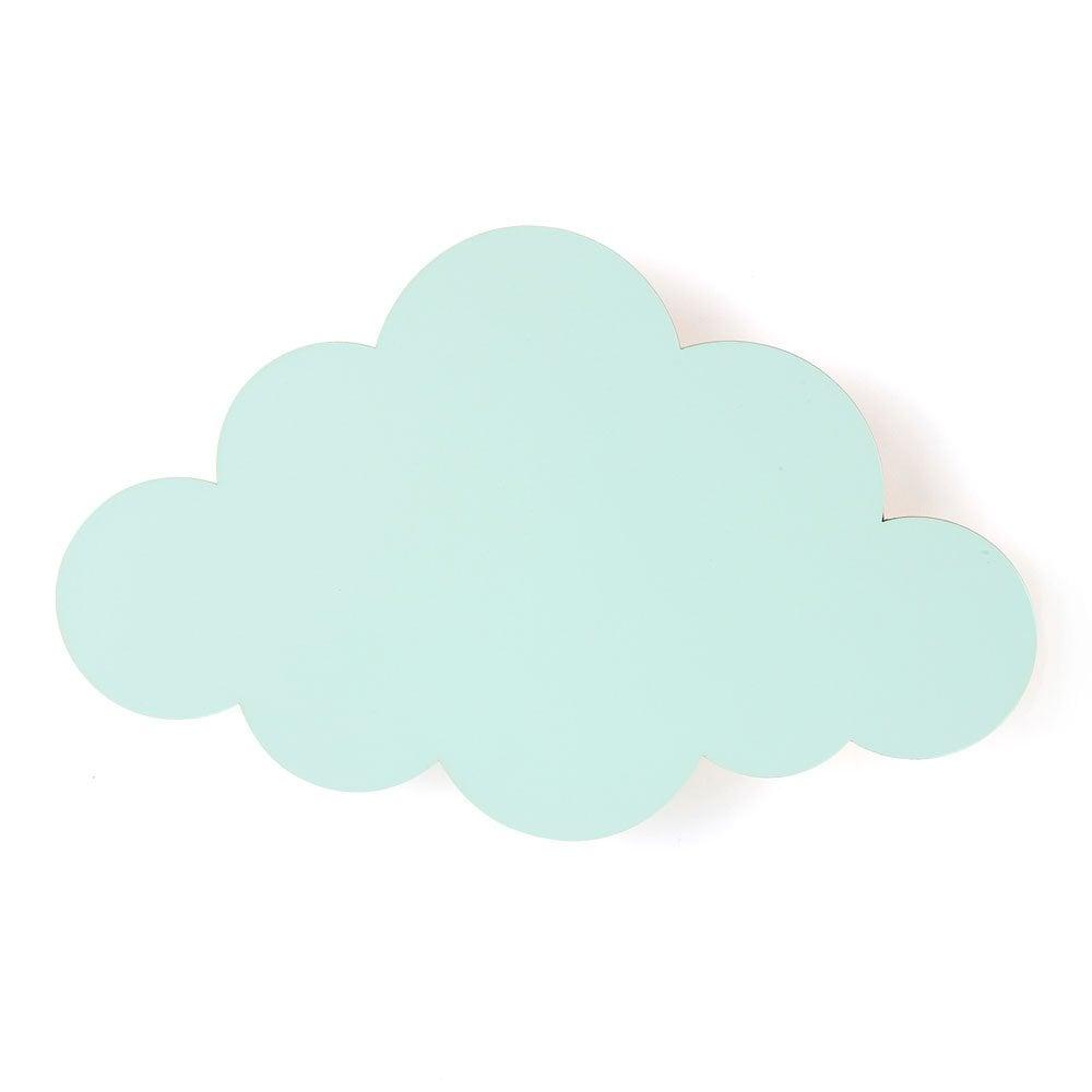 Cloud lamp Mint vägglampa