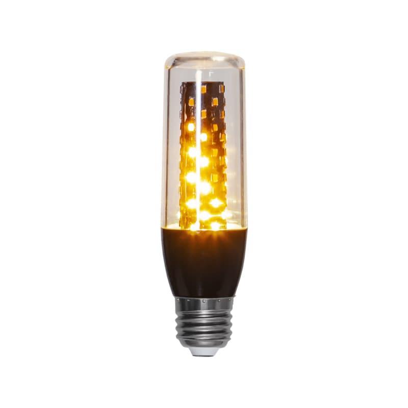 Flame LED-lampa E27