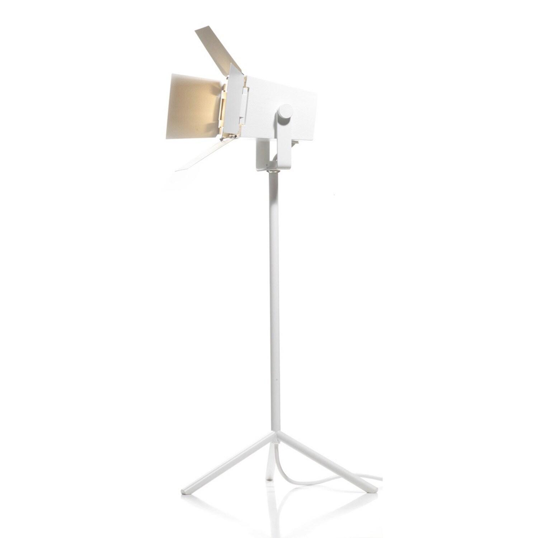 Foto Bordslampa vit