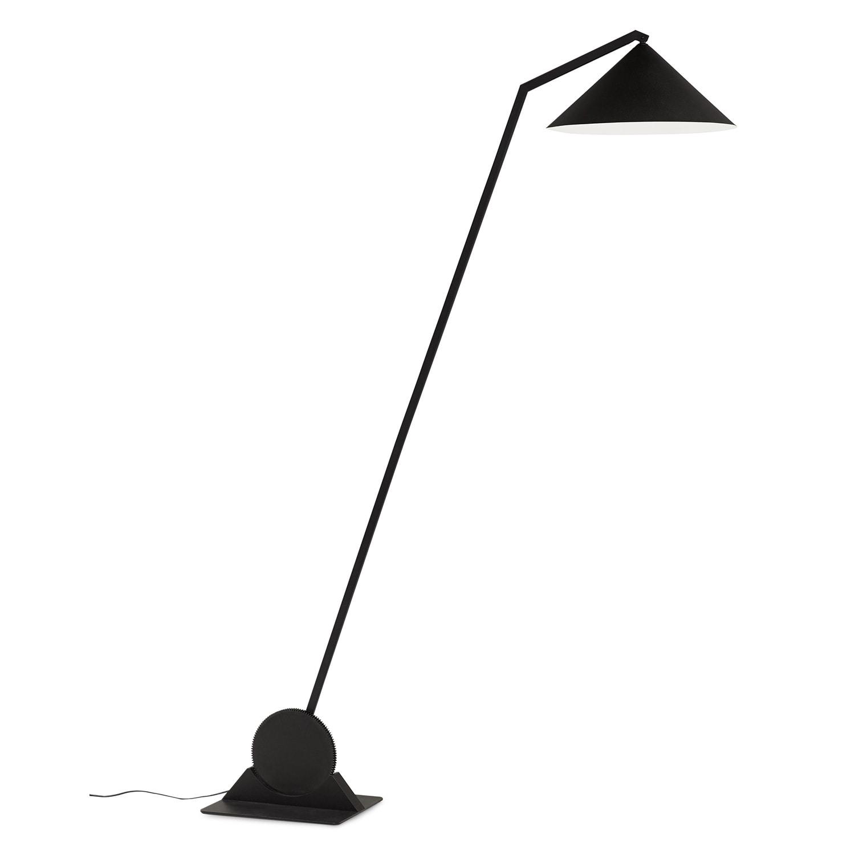 Gear golvlampa svart