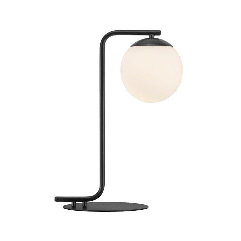Grant bordslampa svart/opal