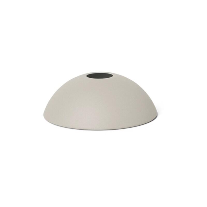 Collect hoop lampskärm light grey
