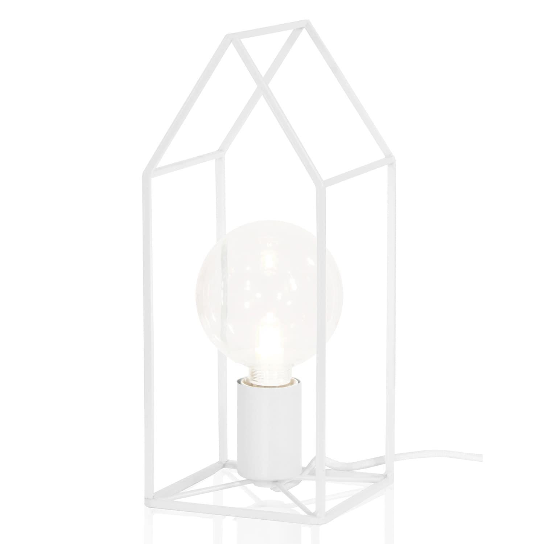 Home Bordslampa vit