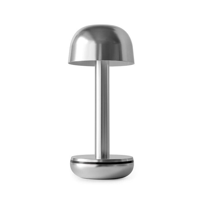 Two Bordslampa  Silver