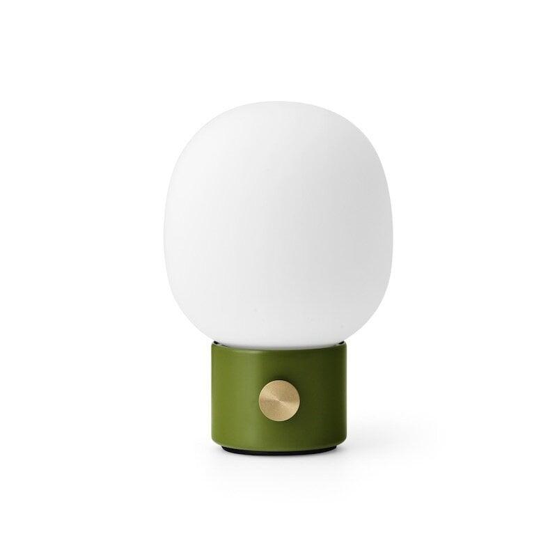 JWDA bordslampa Portable Ø14,4 Dusty Green