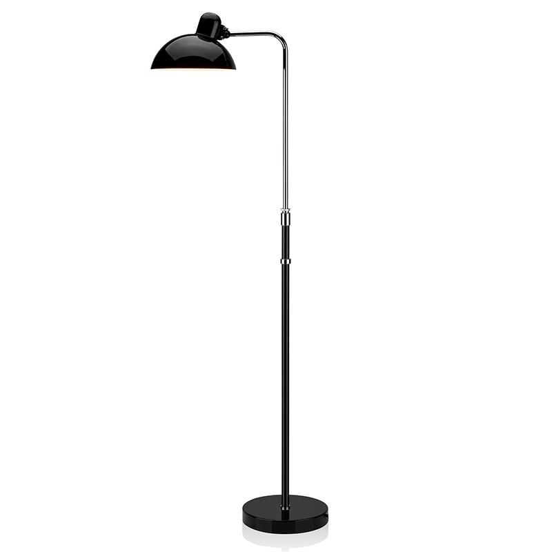Kaiser idell 6580-F luxus Golvlampa svart