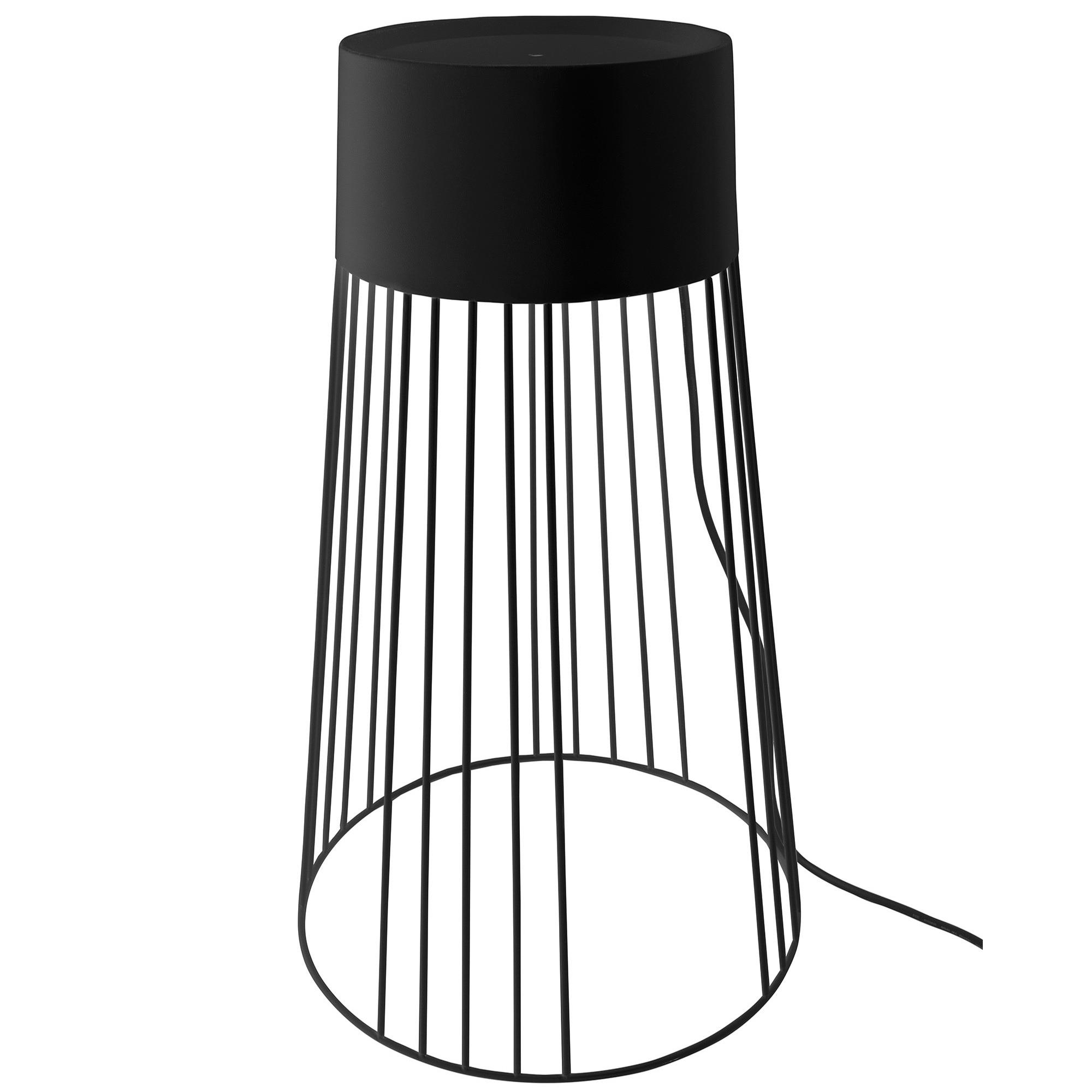 Koster golvlampa H60 svart
