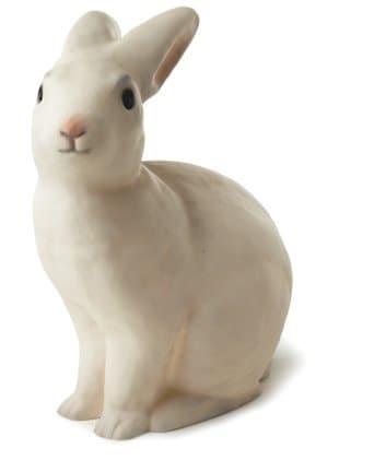 Kaninlampa Vit