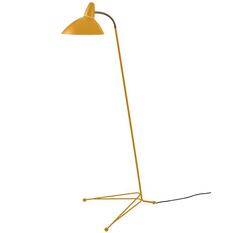 Lightsome golvlampa honey yellow