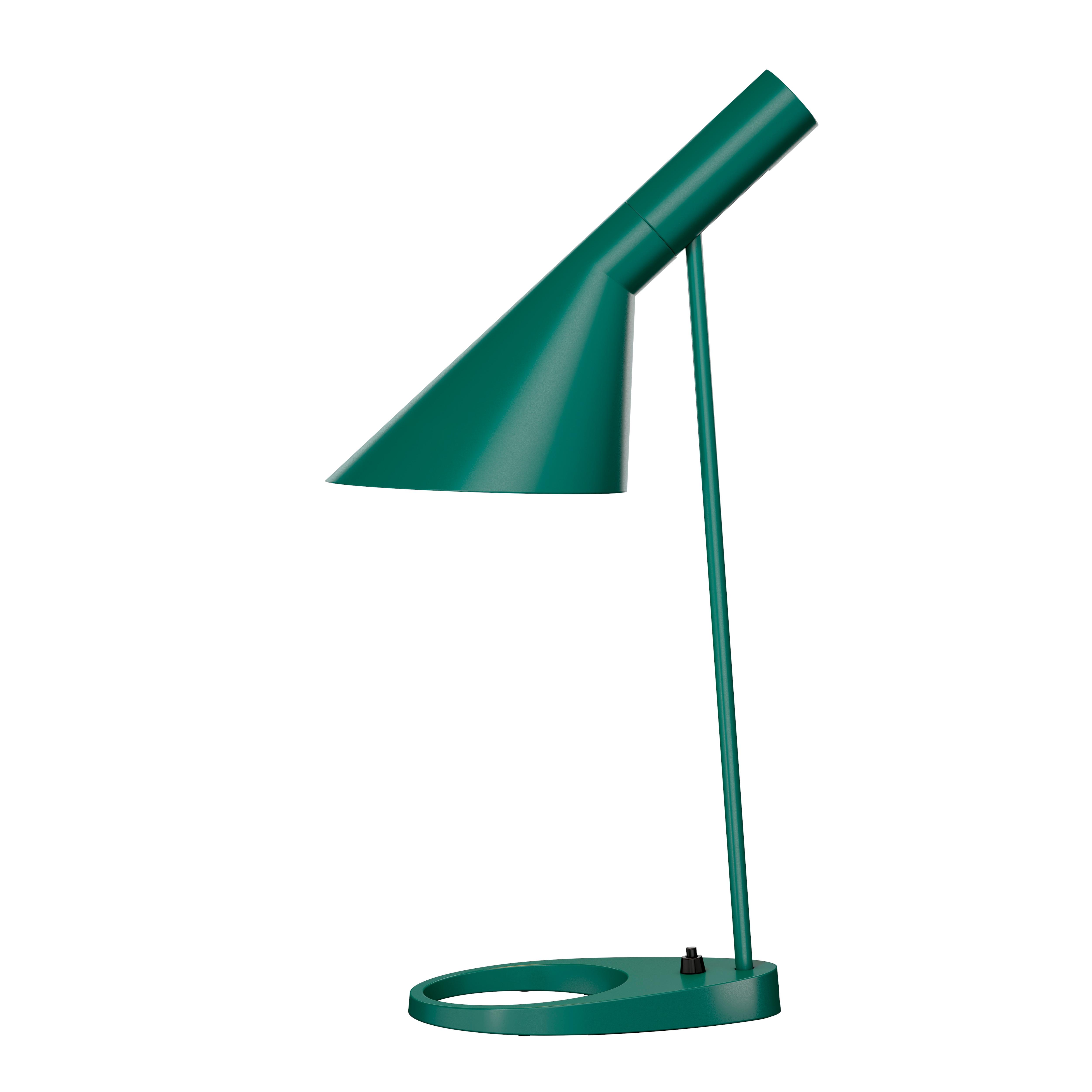 AJ Bordslampa mörkgrön