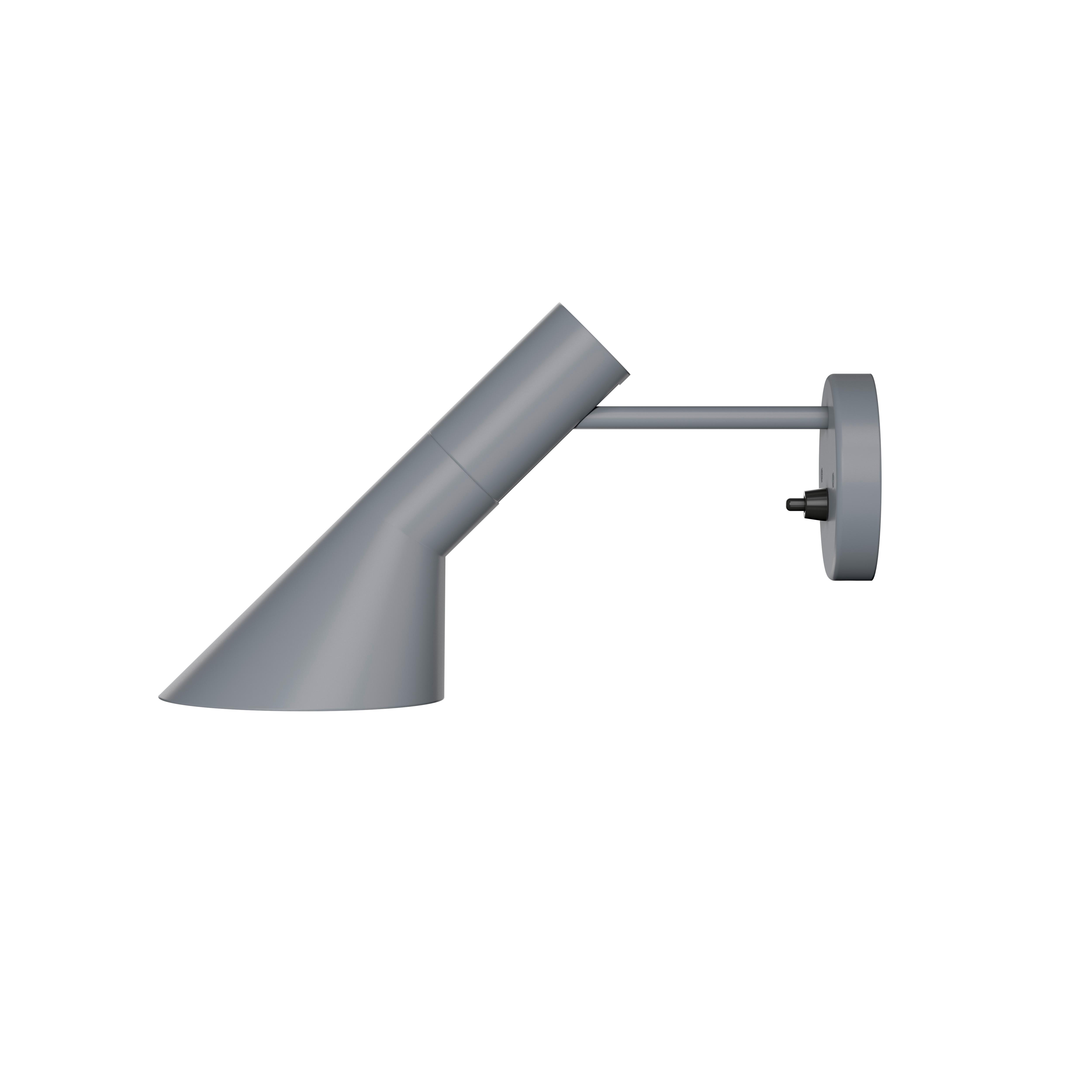 AJ Vägglampa mörkgrå