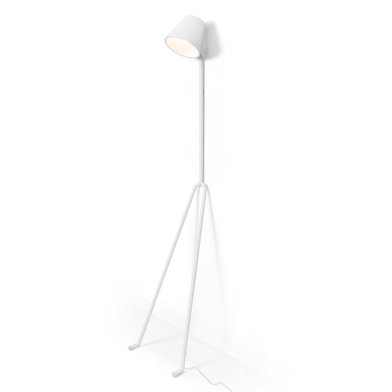 Mañana lamp golvlampa white