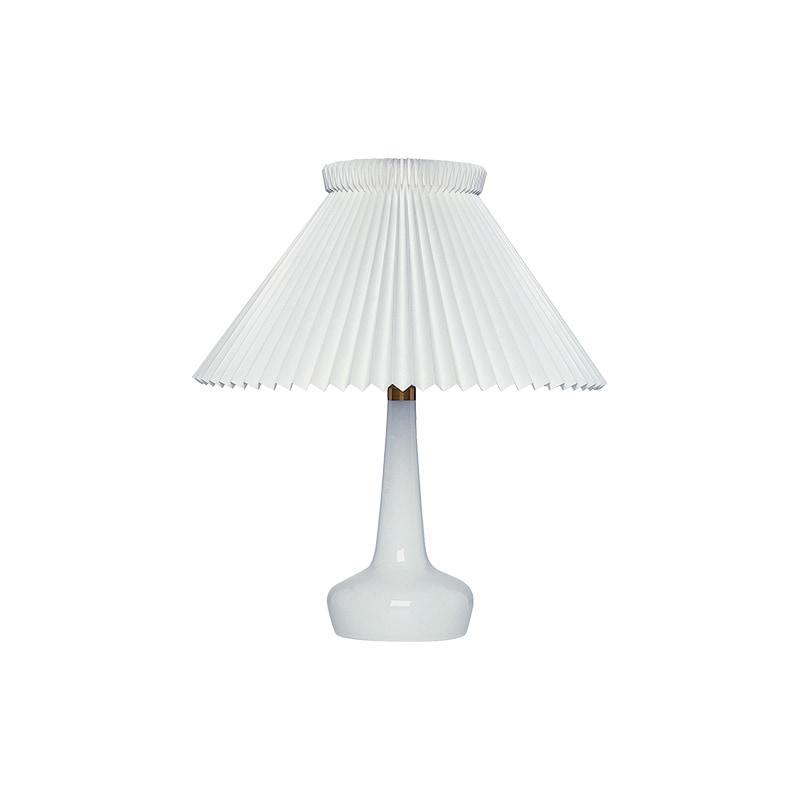 Le Klint model 311 bordslampa stål