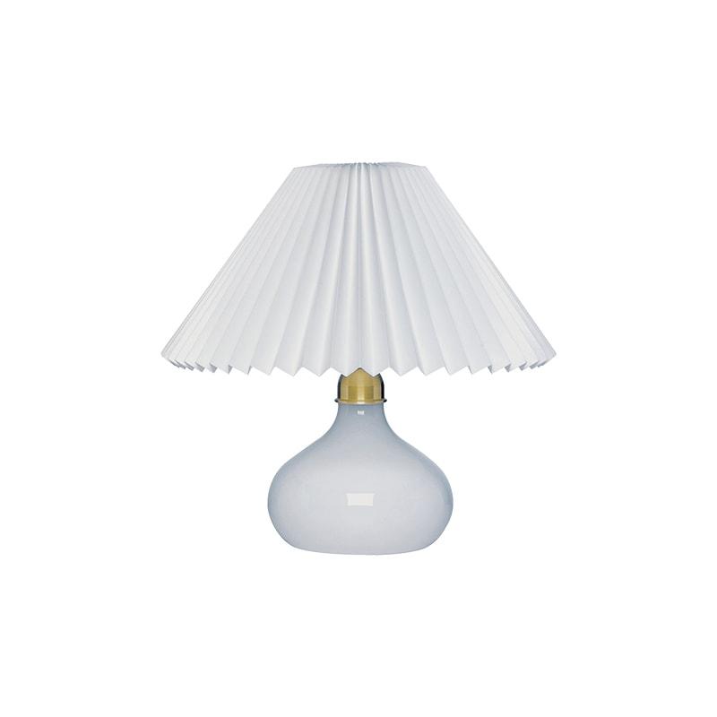 Le Klint model 314 bordslampa mässing