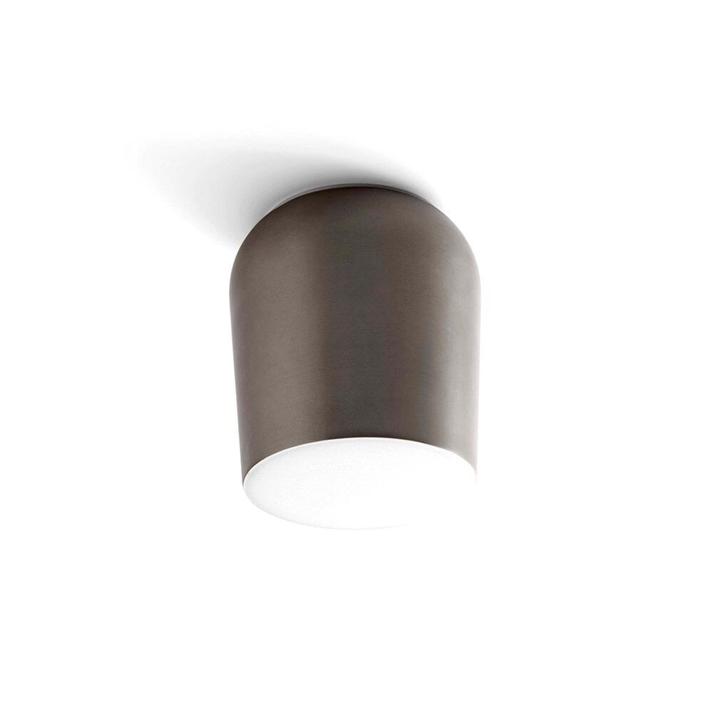 Passepartout J10 Vägglampa/taklampa bronzed brass