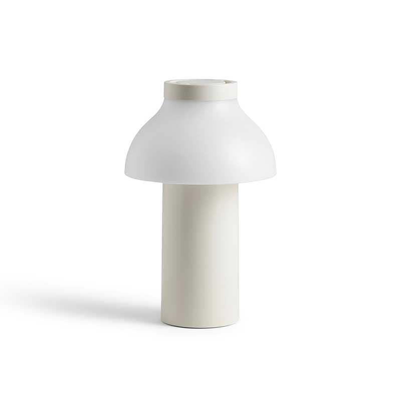 PC Portabel bordslapa cream white