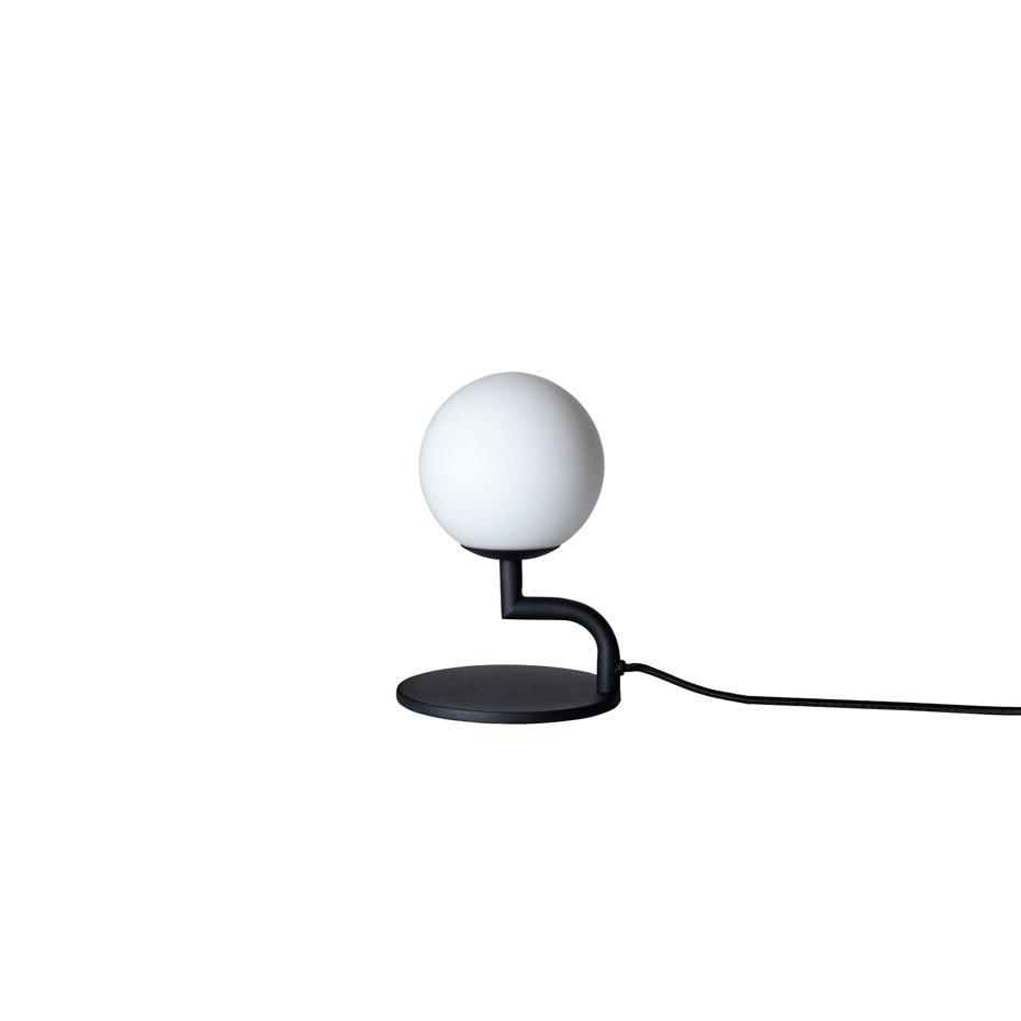 Mobil Bordslampa Svart