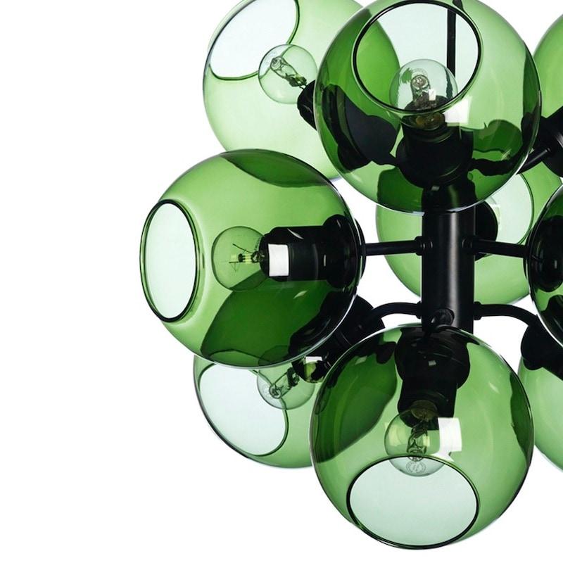 Reservglas Tage grönt glas