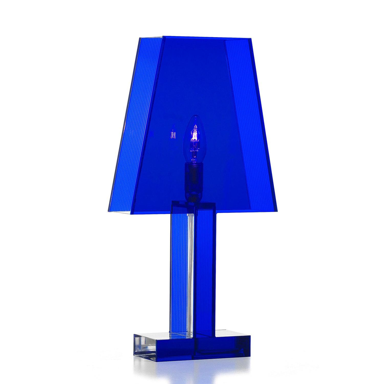 Siluett 46 bordlampa blå