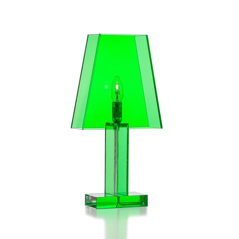 Siluett 46 bordlampa neon grön