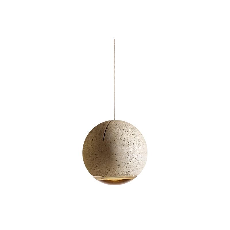 Trabant 3 Ø14 taklampa betong/klarglas