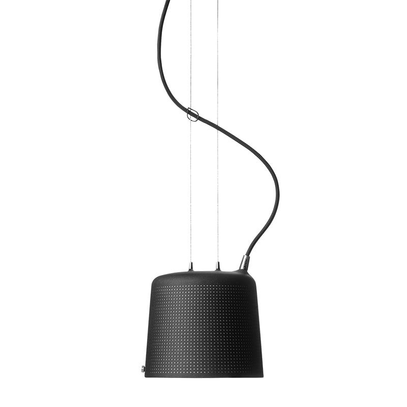 Vipp 528 smal taklampa svart
