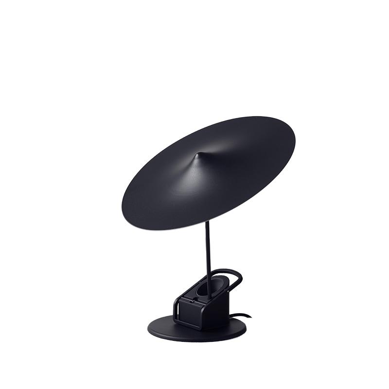île W153 Bordslampa svart