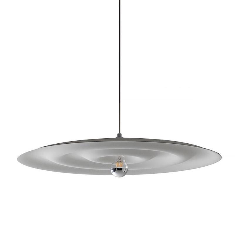 Alma W171 S taklampa grey white