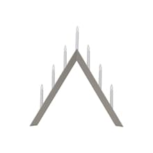 Arrow ljusstake Beige