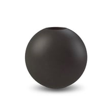 Ball Vase 10cm black