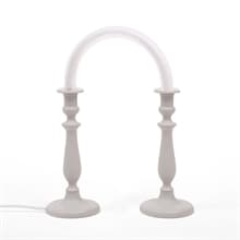 Candle twist bordslampa