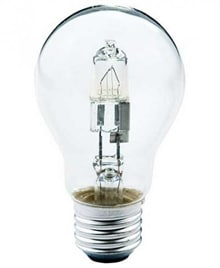 Halogen 57W (motsvarar 75W normal)