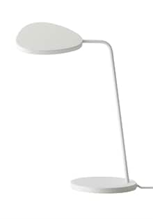 Leaf Bordslampa vit