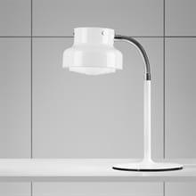 Bumling mini bordslampa vit Ateljé Lyktan Norrmalms Elektriska