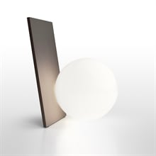 Extra T Bordslampa anodized bronze