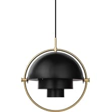Multi-Lite Taklampa soft black/brass