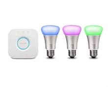 Philips HUE startpaket E27 White and color ambiance