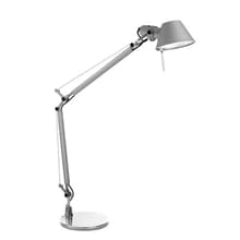 Tolomeo mini bordslampa aluminium