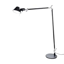 Tolomeo reading golvlampa svart